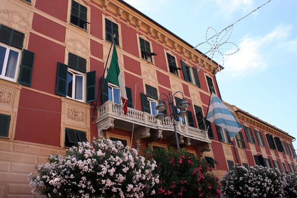 Lavagna, in funzione il nuovo ascensore di Palazzo Ravenna