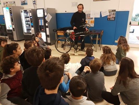 """Le scuole di Rapallo aderiscono a """"M'illumino di meno"""""""