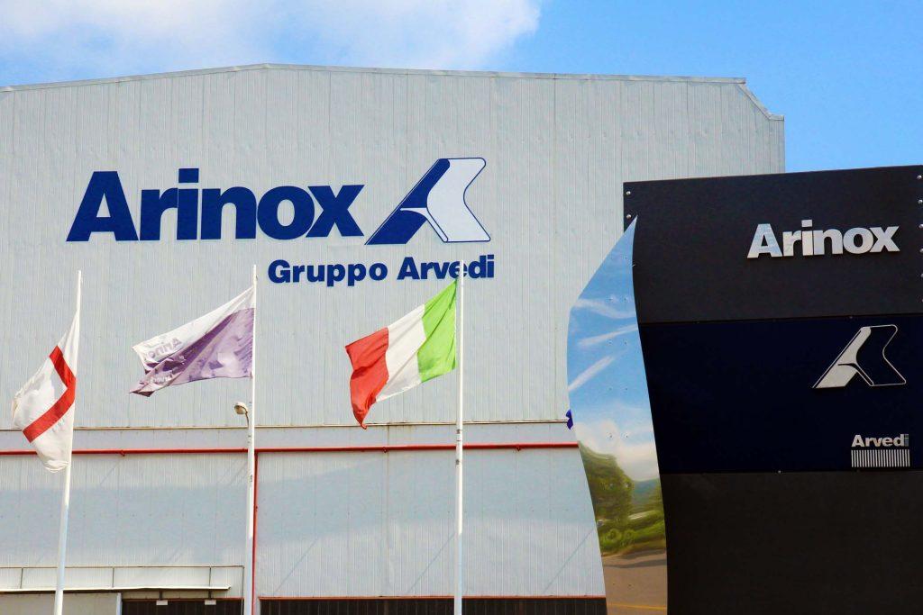 Arinox, di corsa verso nuovi traguardi