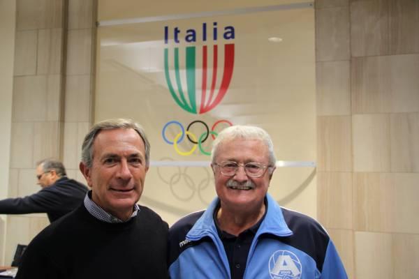 Renzo Dalmaso, una lunga carriera a servizio del volley