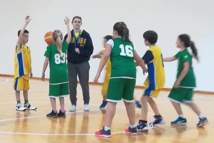 Basket Sestri: mentre si gioca, si studia l'inglese