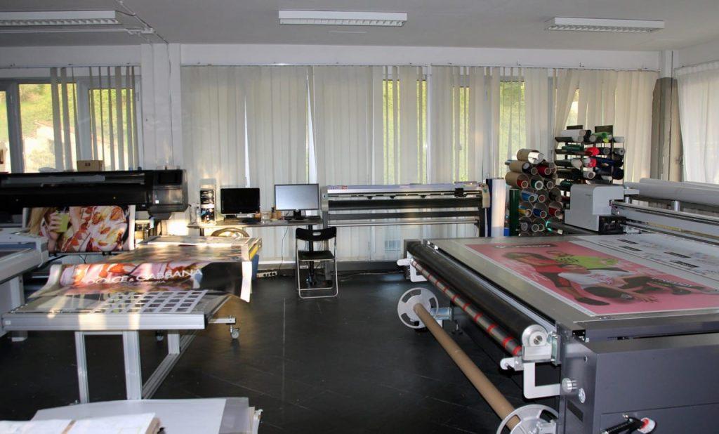 Ligurgraf, la stampa digitale al passo coi tempi