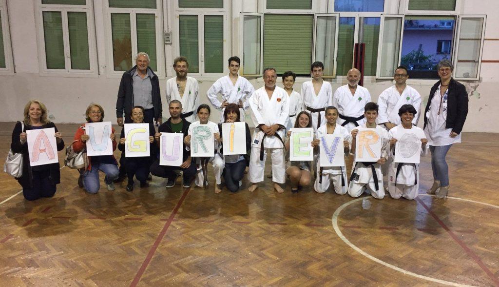 Il Centro Studi Karate compie quarant'anni