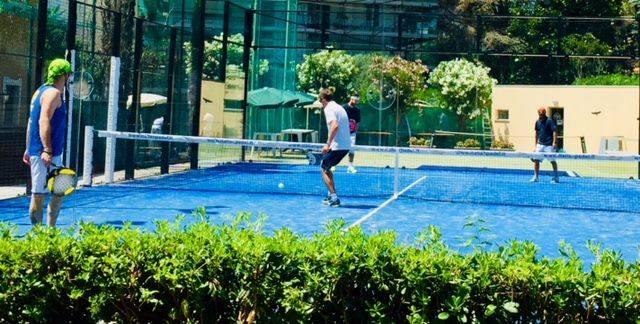 Santa, il Tennis Club sdogana la novità: il Padel
