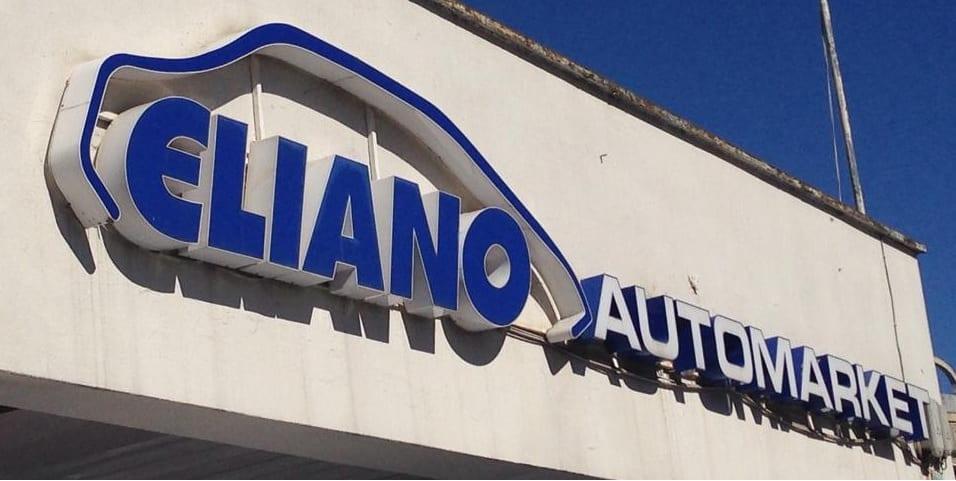 Da Eliano, il supermarket delle auto