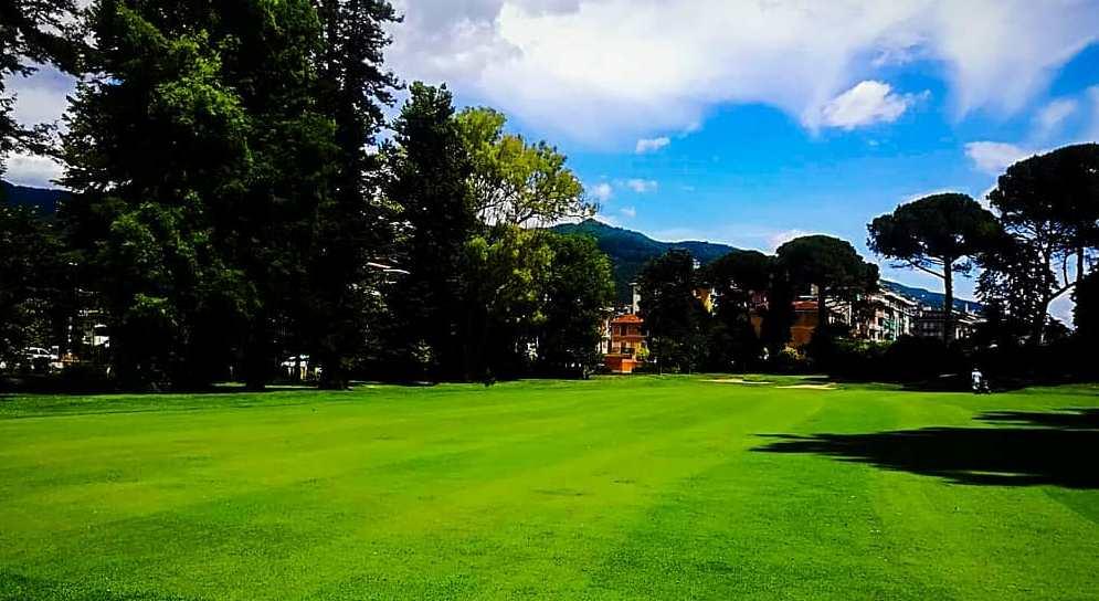 Il Golf Club, vero fiore all'occhiello per tutta Rapallo