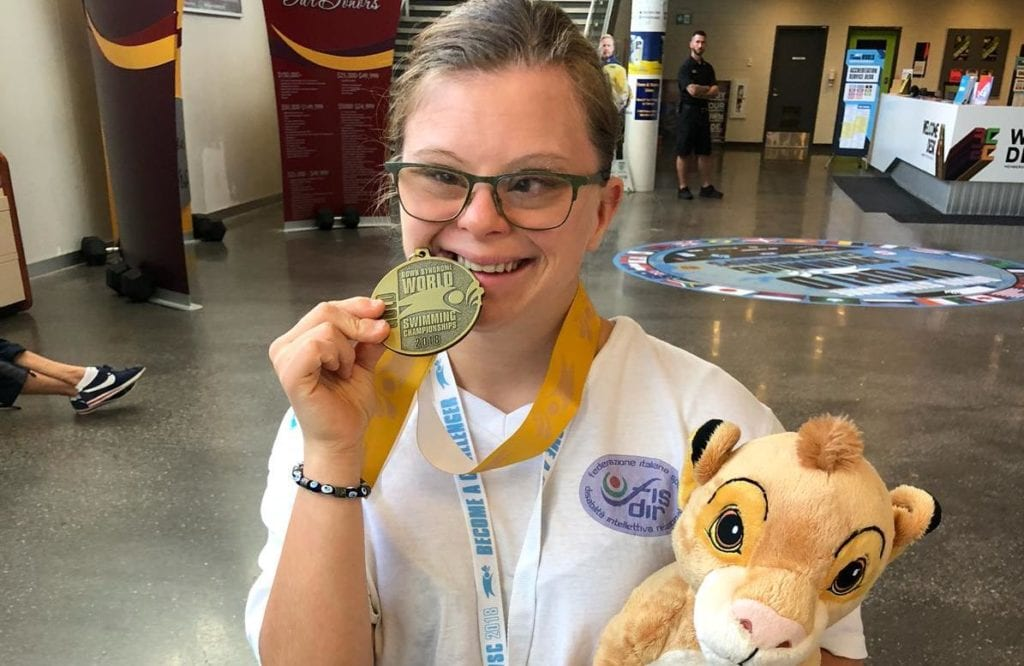 SuperMarta Cantero, in Canada tris di medaglie
