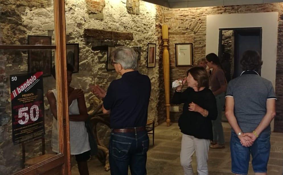 Il Bandolo, l'alta cultura a Chiavari: festa per i cinquanta eventi