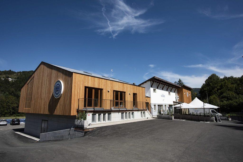 Il Caseificio Val d'Aveto inaugura la Casa dello Yogurt