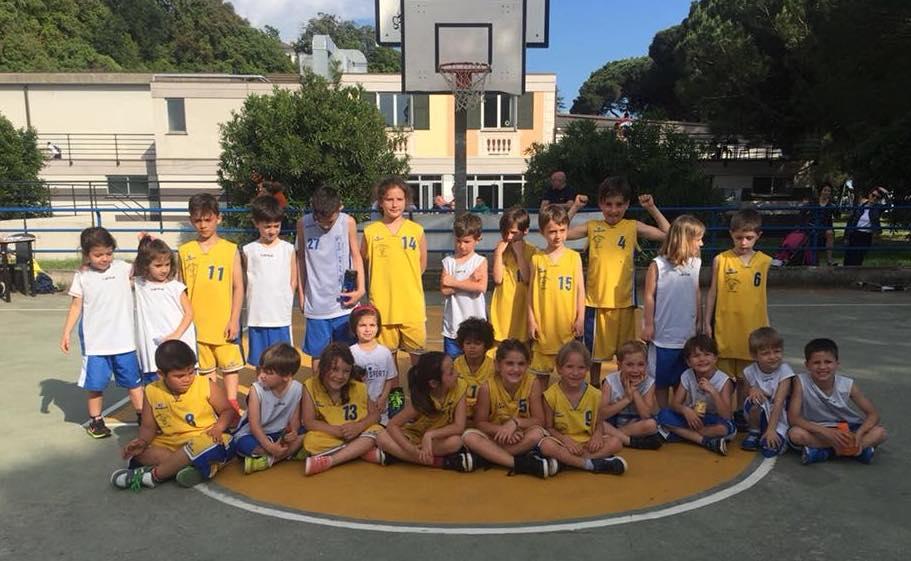 Polysport Basket Lavagna, un nome e una tradizione
