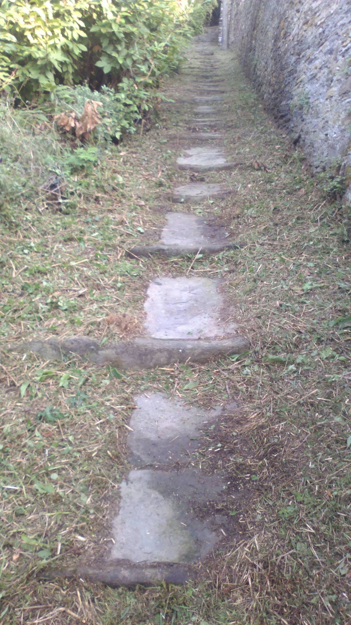 La Pietra Della Lavagna pietre parlanti, gli 'angeli' dei sentieri lavagnesi