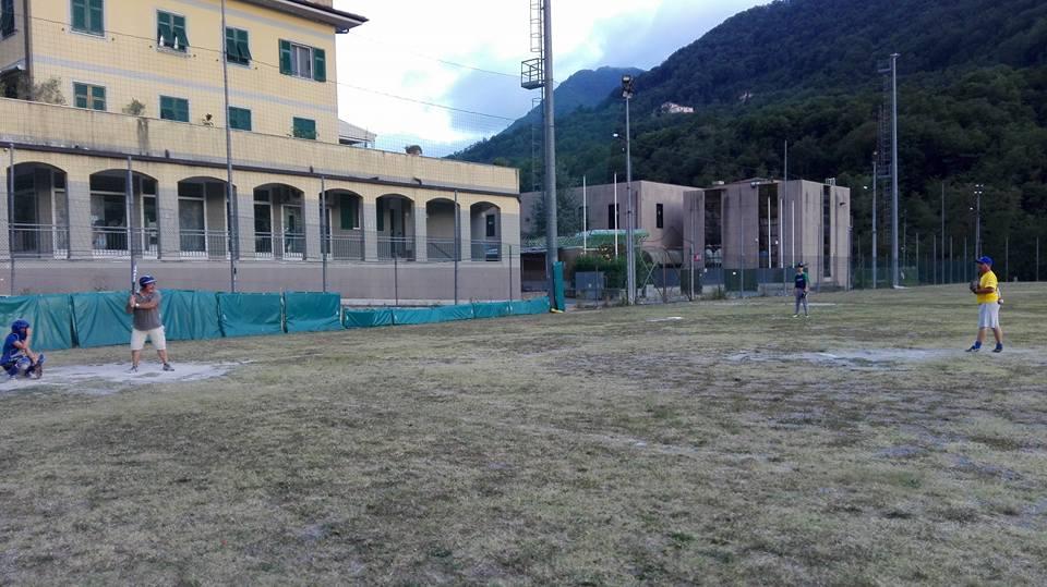 Dolphins Chiavari, riecco il baseball nel Levante
