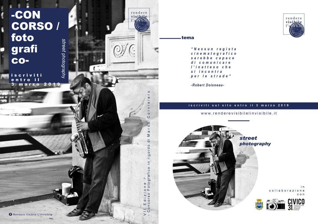Il concorso per Corvisiero sceglie la Street Photography