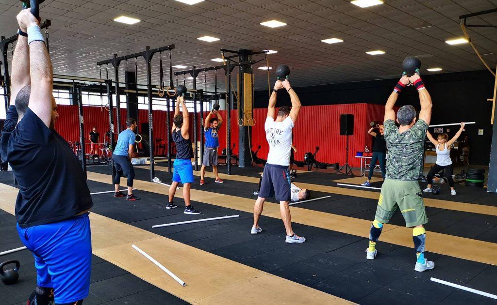 CrossFit Chiavari, la nuova frontiera dell'andare in palestra