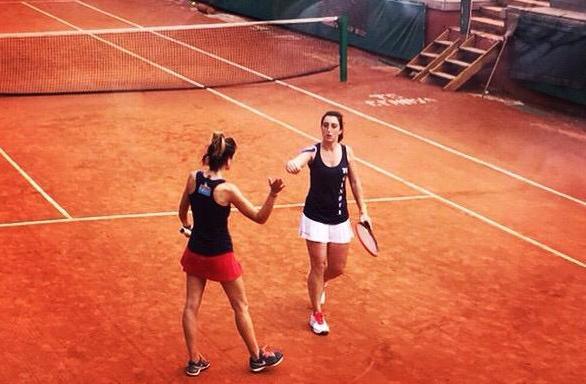 """La chiavarese Picasso: """"Così insegno tennis ai bambini"""""""