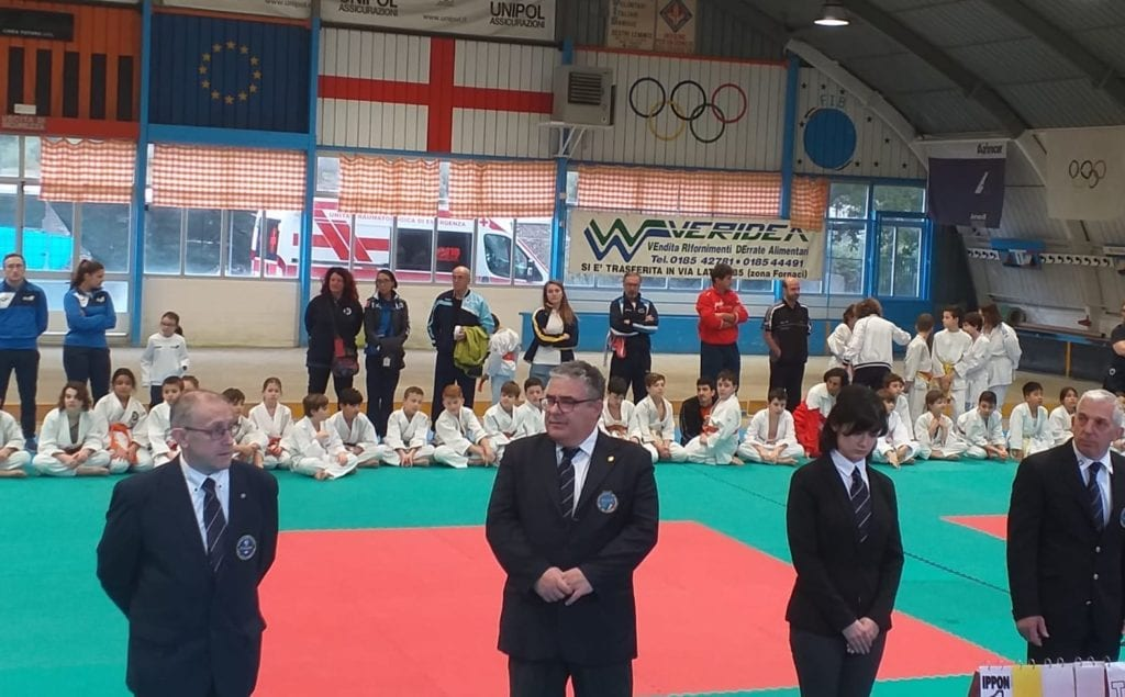 Judo Levante, quarant'anni di lotta e non sentirli
