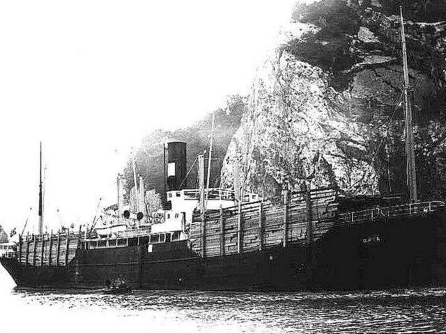 Il naufragio dell'Oria: una pagina sconosciuta di Resistenza