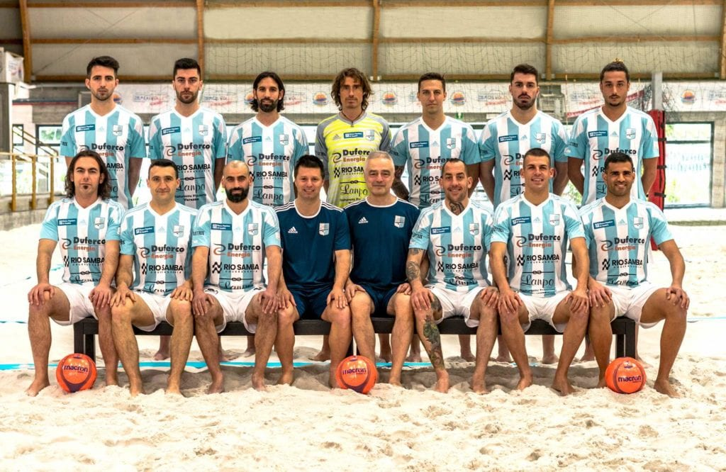 Beach Soccer, è nata la Virtus Entella: giocherà in serie A