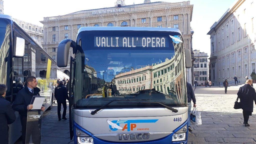 """Atp, ritorna il servizio """"Le valli all'Opera"""""""