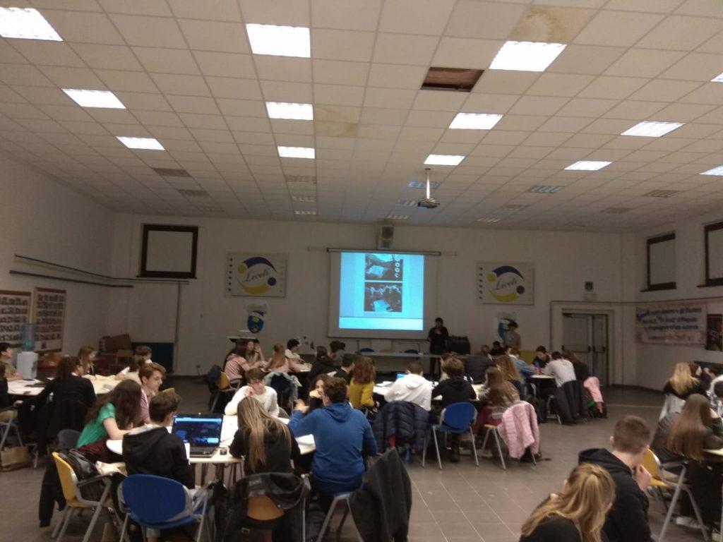 Gli studenti del Liceti e un progetto di riqualificazione urbana
