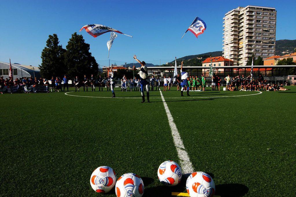 Lavagna: il torneo di calcio dei Sestieri per grandi e bambini