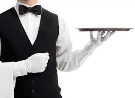Corso di cameriere all'Accademia del Turismo di Lavagna
