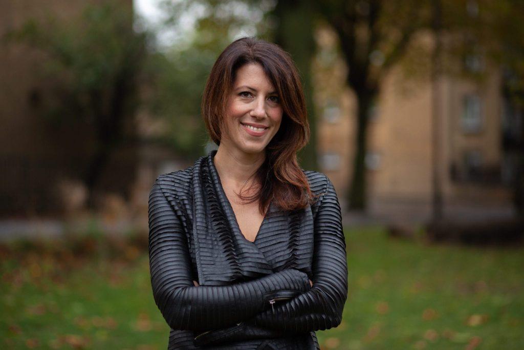 """Cristina Marconi, miglior opera prima al Premio Rapallo: """"Adoro le energie dei giovani"""""""