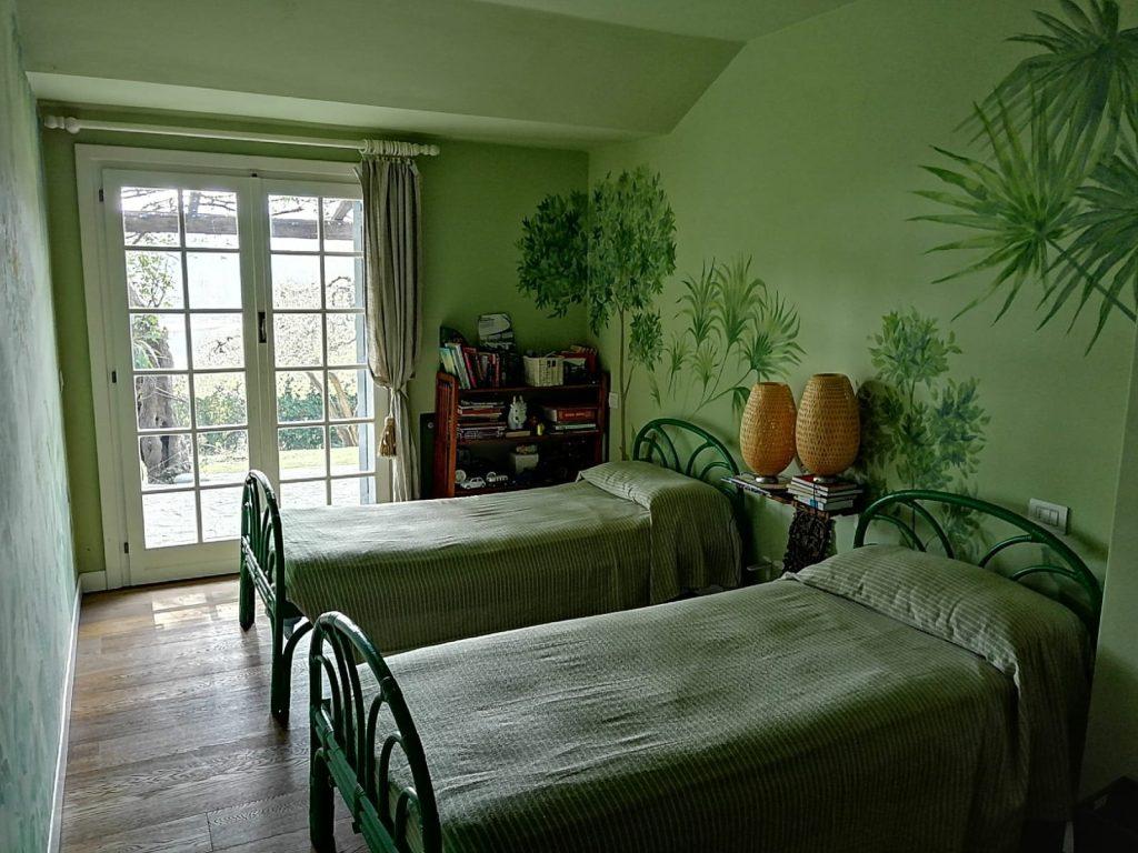 Robin Art Studio, la casa decorata come una fiaba