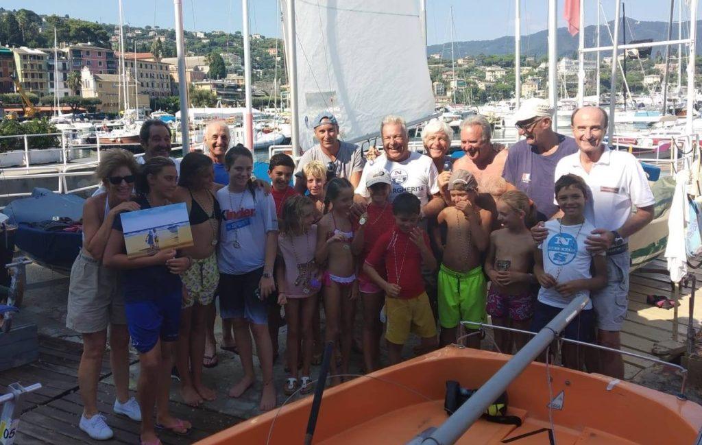 S. Margherita, il Circolo Velico torna in mare a tempo di record