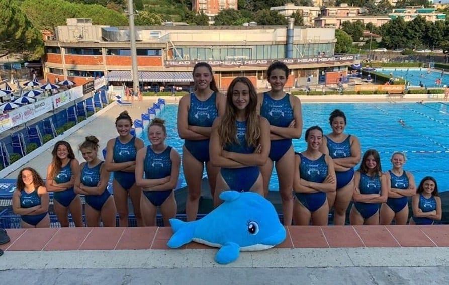 Rapallo Nuoto, un'estate di trionfi a tutte le età e latitudini