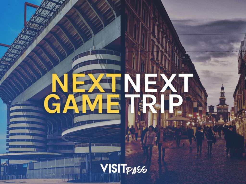 VisitPass, il 'tour operator' delle trasferte sportive