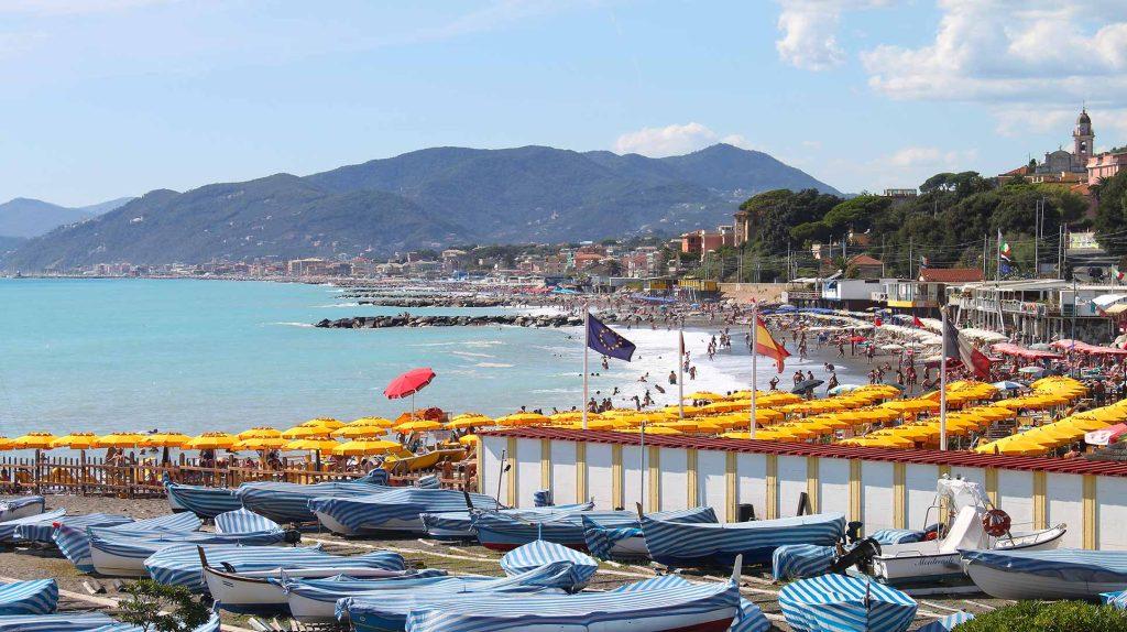 Bandiera Blu, Verde e Spiga Verde: il record di Lavagna in tutto il Nord Italia