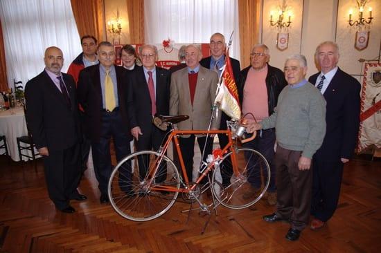 Aurora Chiavari: cento anni di fasti, non solo in bicicletta